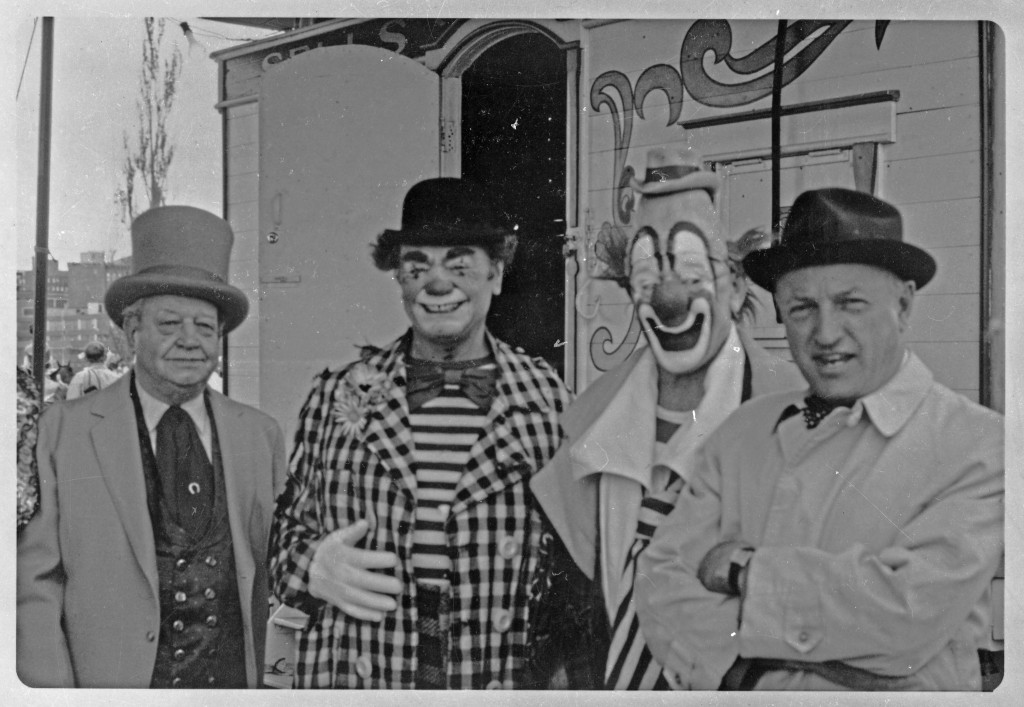 Gil Gray Clowns774 1024x707 Gils Friends
