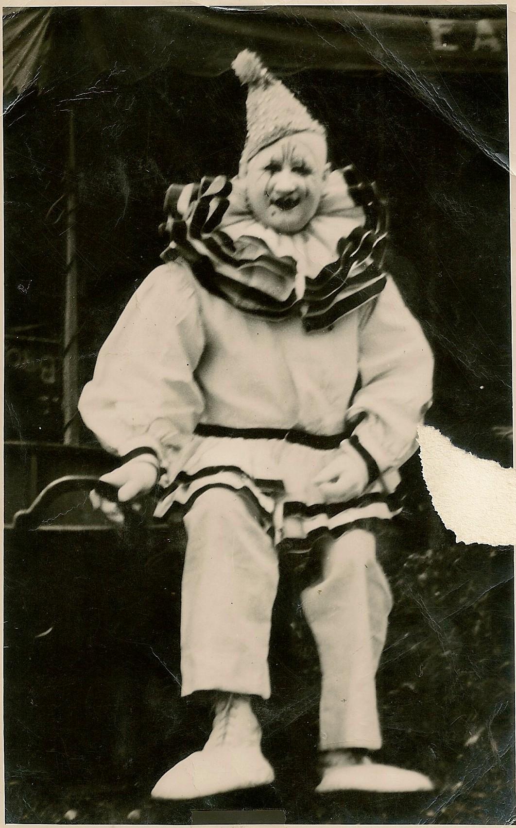 Vintage Clown 69