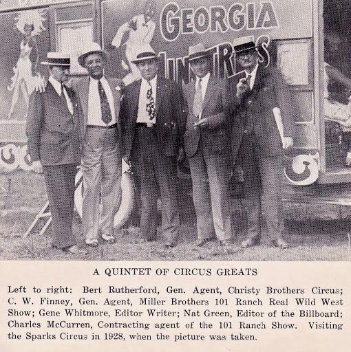 The Circus Blog
