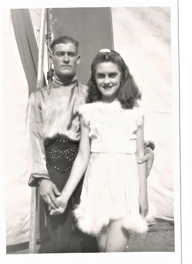 Clifford and Mary Henry